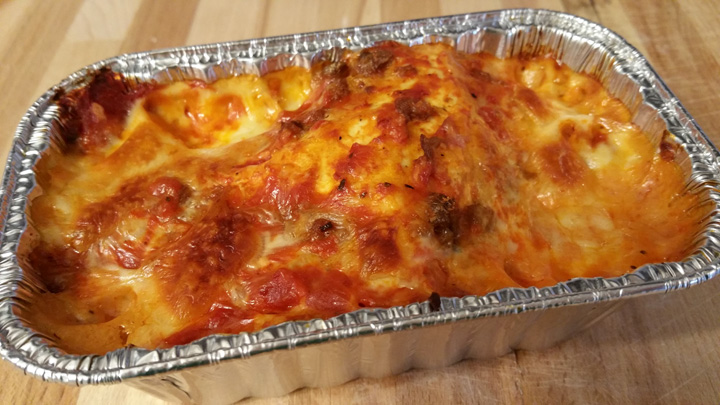 Lasagna - The Single Girl Way - A Single Girl's Guide To...