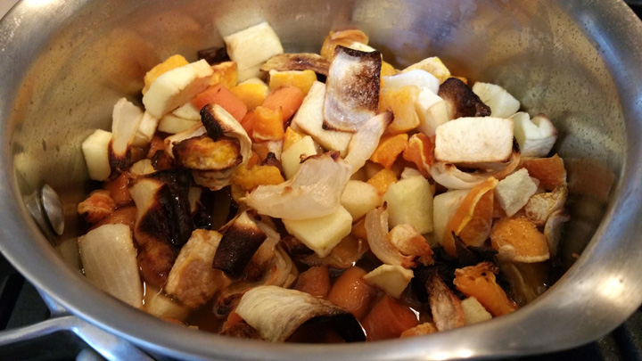 Butternut Add to Broth