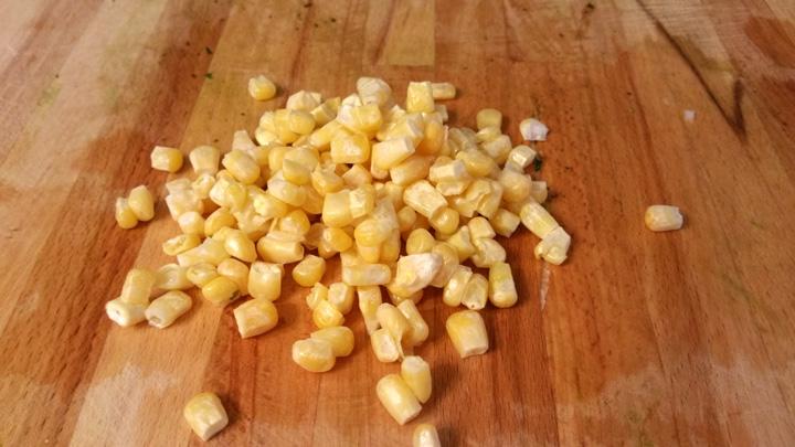 Quinoa corn
