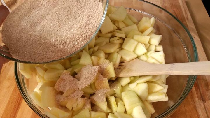 Apple Pies Pour Sugar