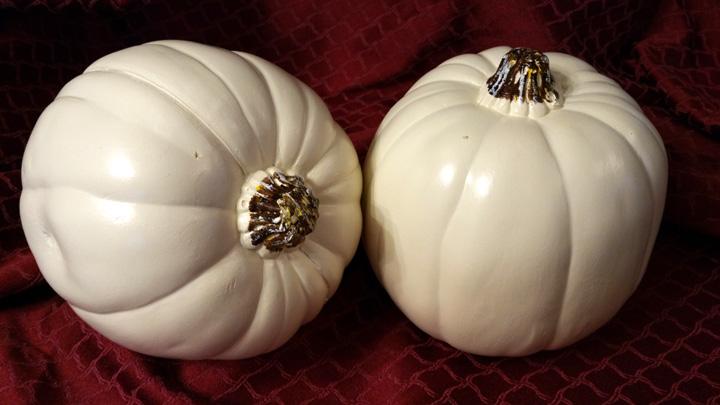 Pumpkins Raw