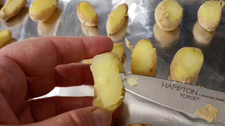 Bite Size Potatoes 05