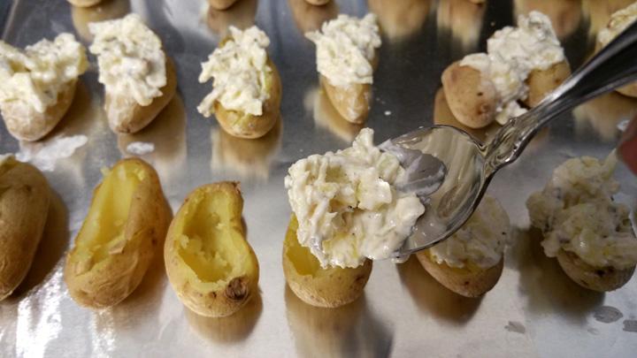 Bite Size Potatoes 10