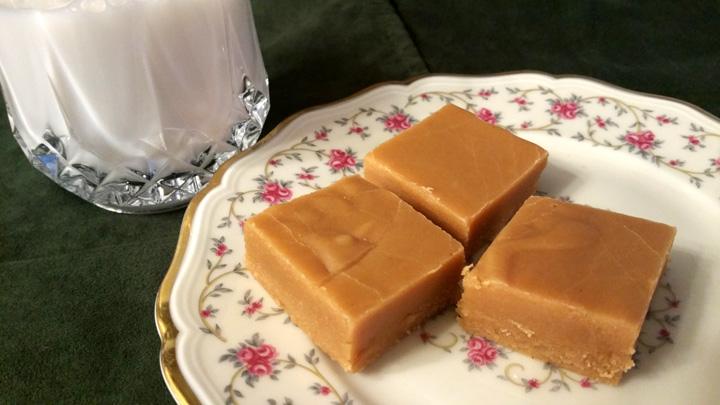 Peanut butter fudge 07