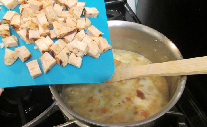 Turkey Dinner Soup 05